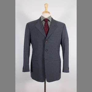 Armani Collezioni 40S Gray Sport Coat B194